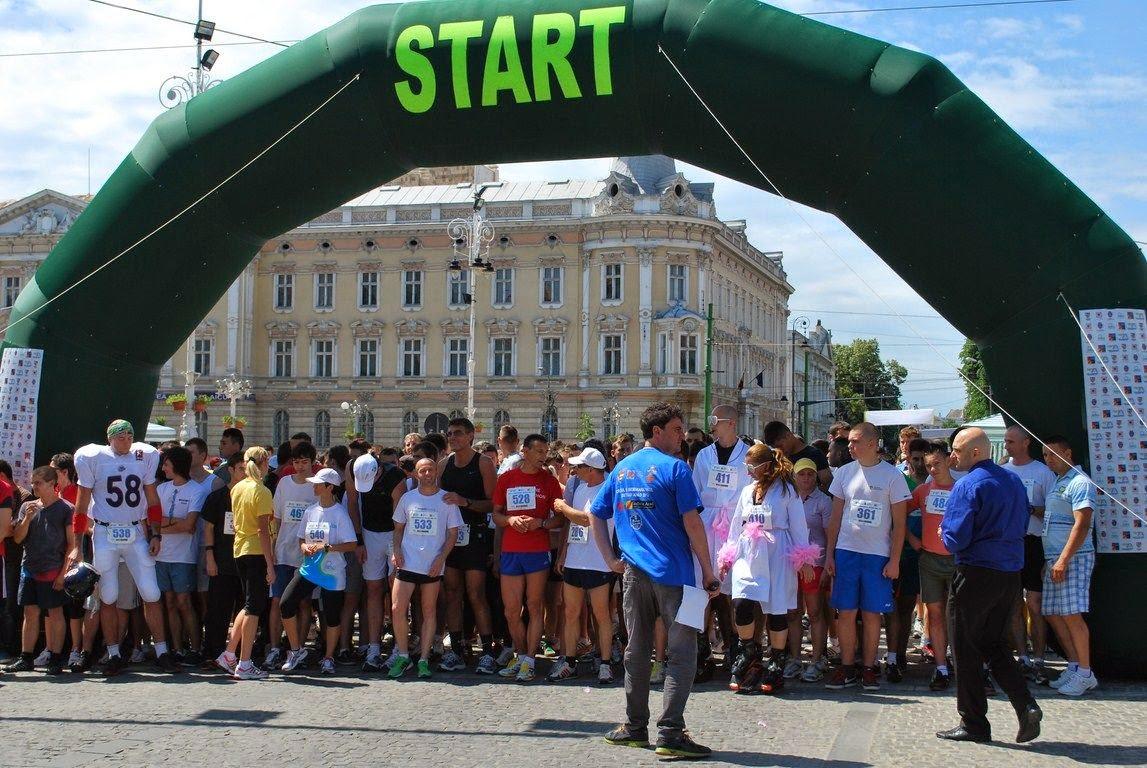 Povestea primului meu semimaraton oficial (sau cum am dat de wall). Arad 2012