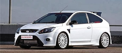 Modified Ford Focus, Make Inspiration
