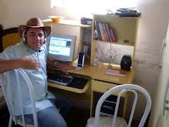 CHICO DO RADIO NA CULTURA FM  DE CAJAZEIRAS  AO VIVO