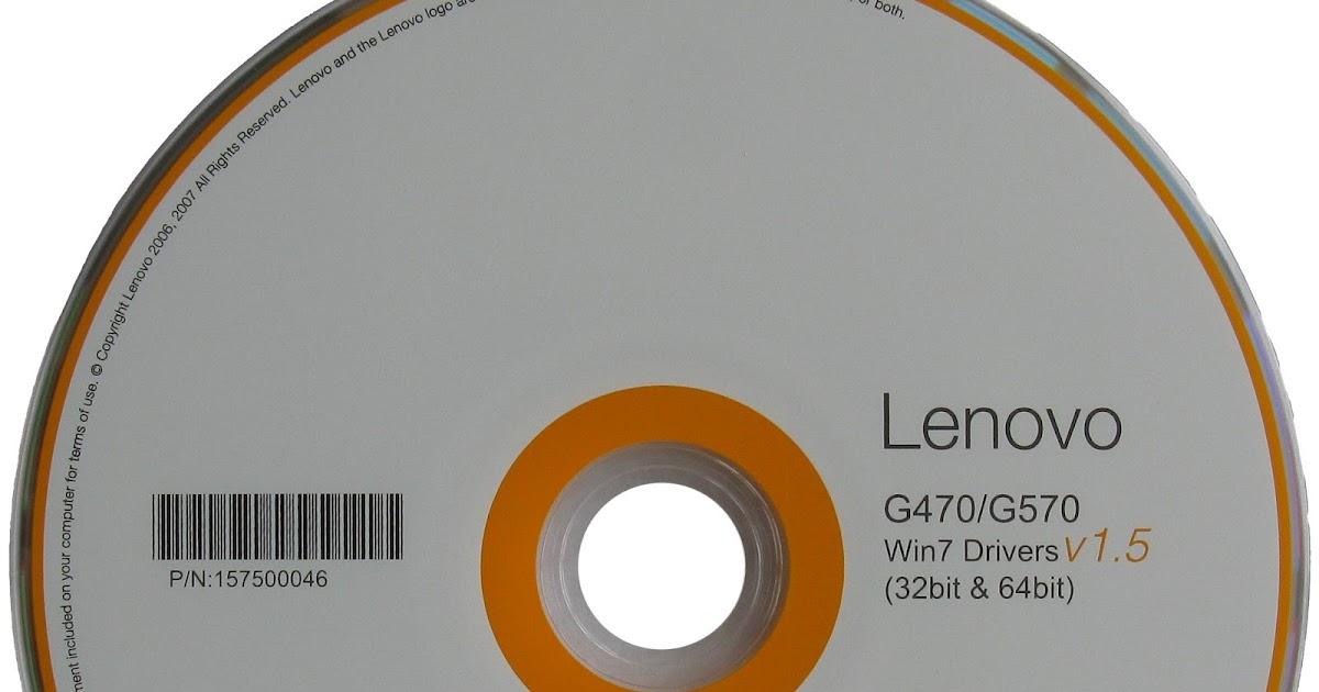 G570 lenovo драйвера диск
