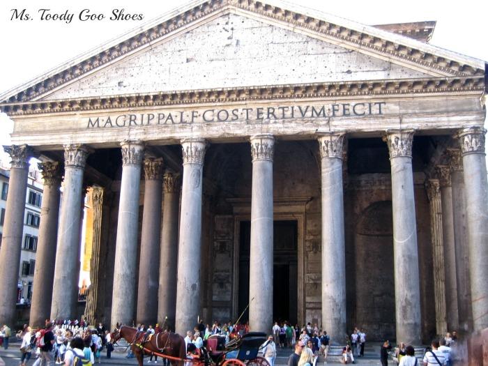 Rome -- Ms. Toody Goo Shoes