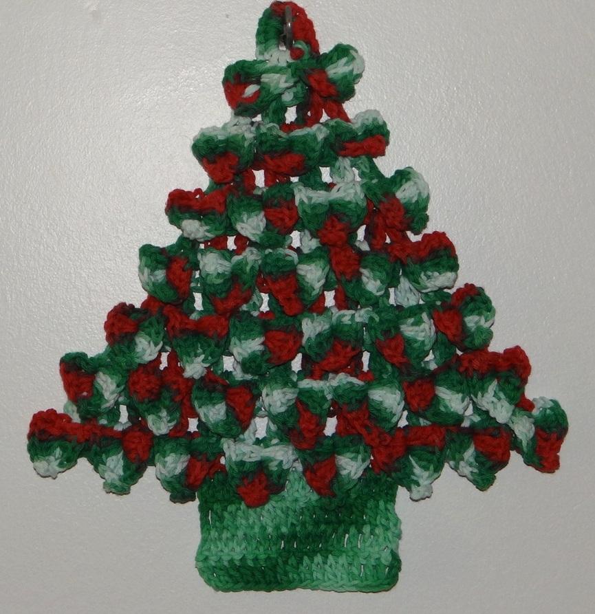 Enfeite De Natal ~ Enfeite de PortaÁrvore de Natal com Barbante Barroco ~ Armarinho S u00e3o José