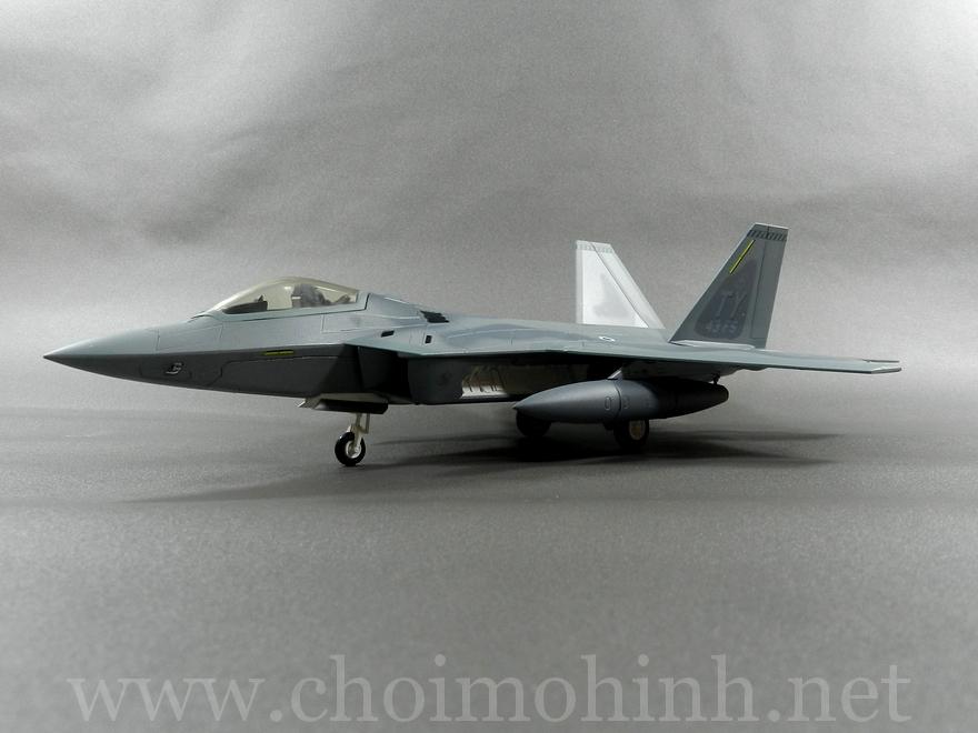Lockheed F-22 Raptor 1:72 Hobby Master Limited