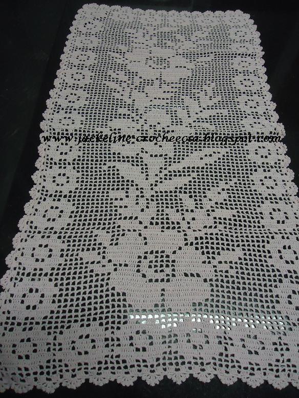 Ganchillo artistico centro de mesa auto design tech for Centros de mesa de ganchillo