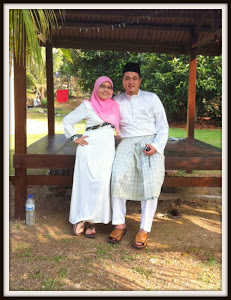 Our 2nd Eidulfitri 2012