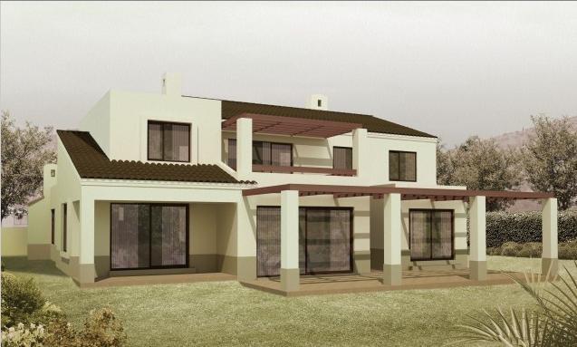 Planta de casa moderna pequena planta casa moderna for Fachadas de casas de una planta
