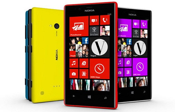 Nokia Lumia 720 - Specification and Features