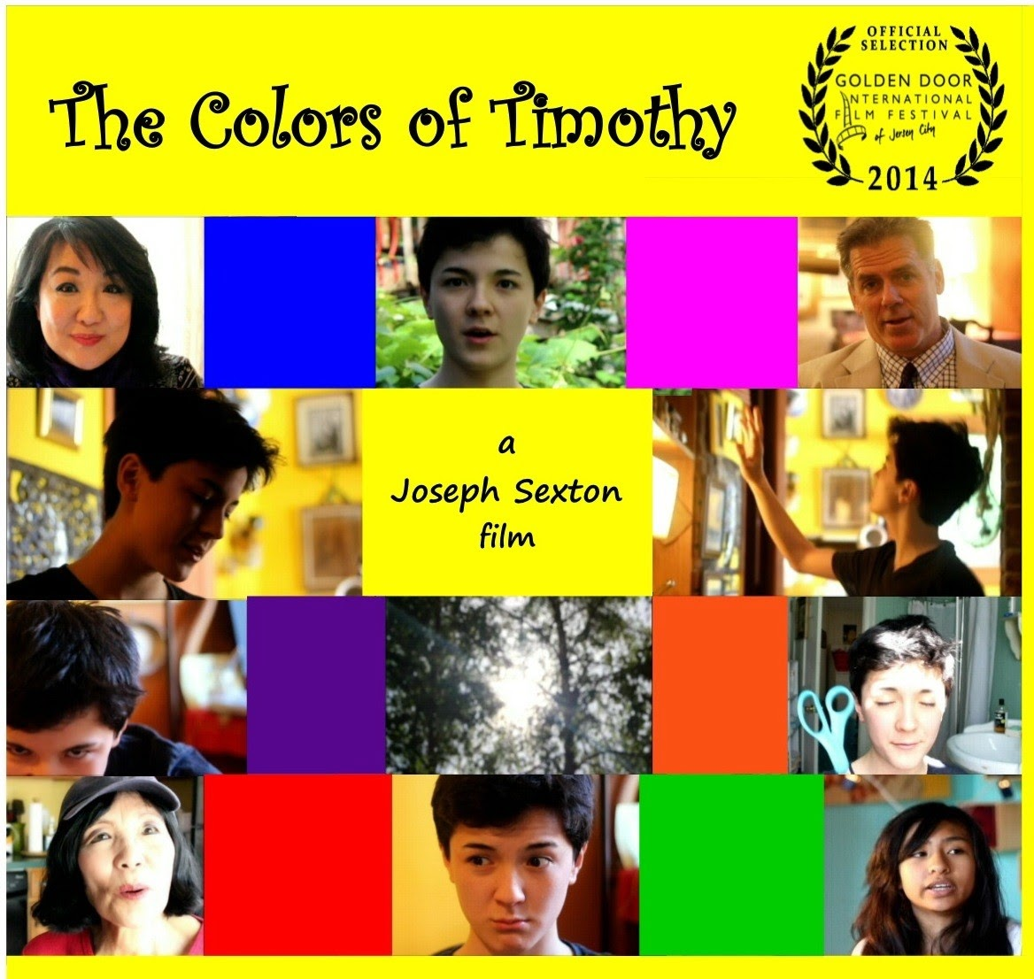 The Color of Timothy Image