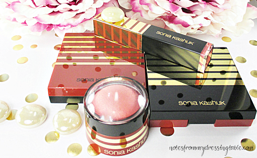 Sonia Kashuk Arabian Dreams Highlighter Review notesfrommydressingtable.com