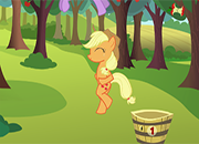 Applejack Apple Challenge  juego