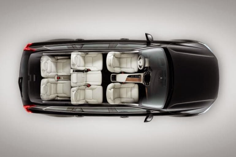 New Volvo XC90 2015 2016