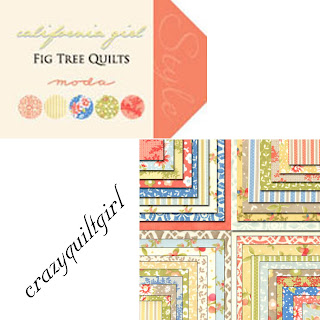 Moda CALIFORNIA GIRL Quilt Fabric by Fig Tree Quilts