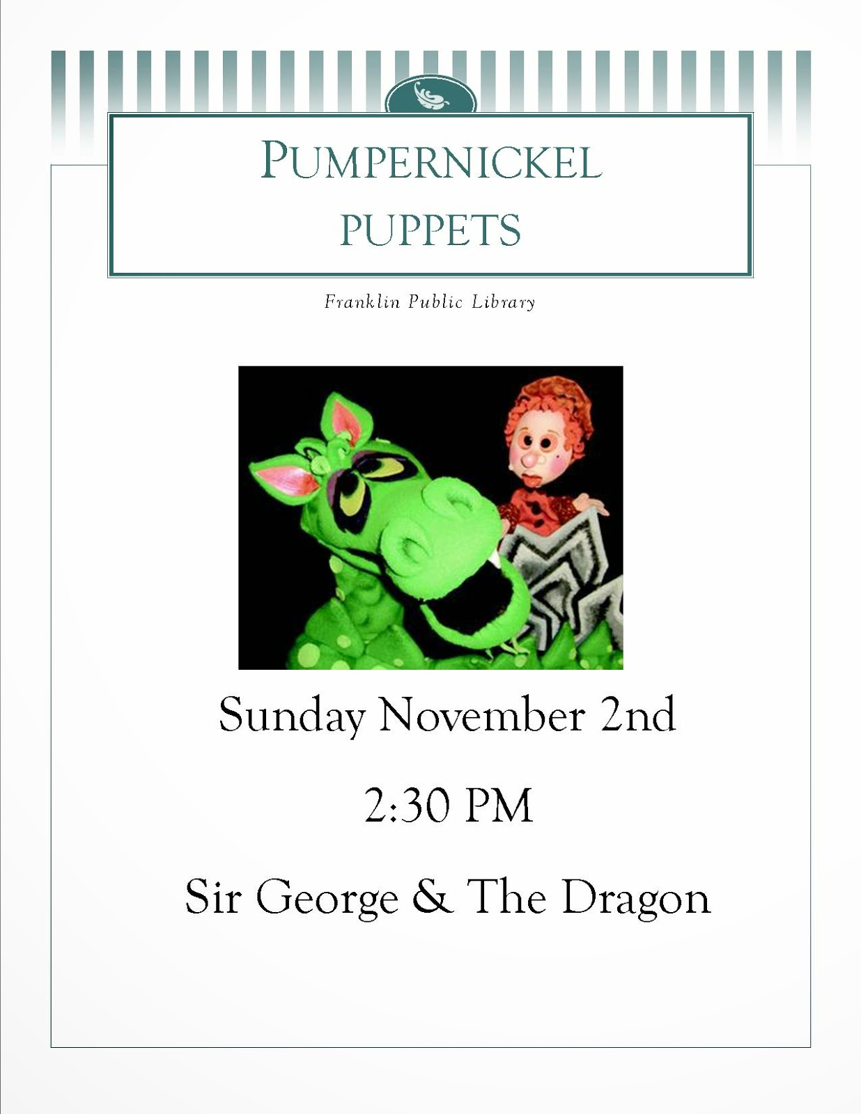 Pumpernickel Puppets