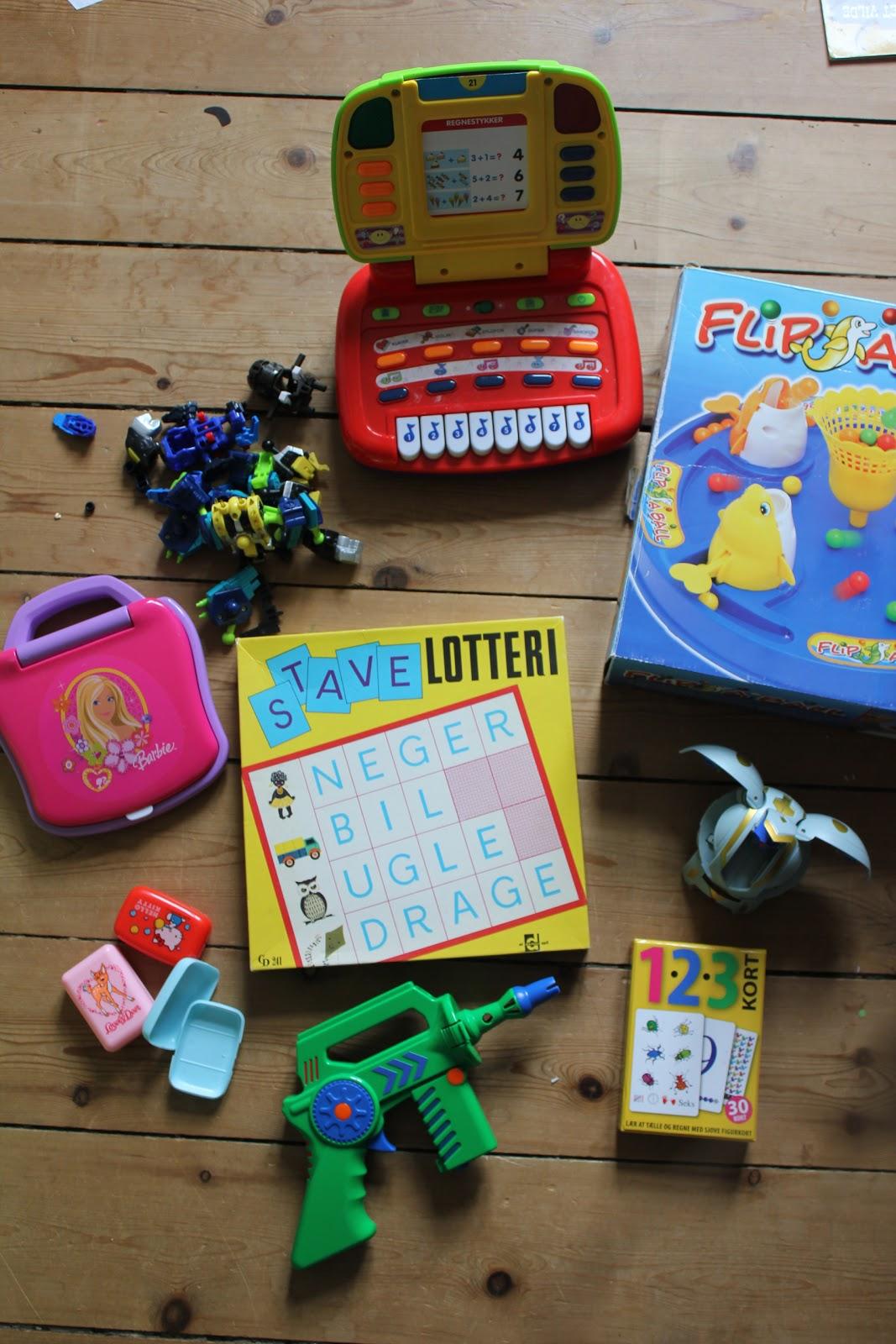 billigt legetøj børn