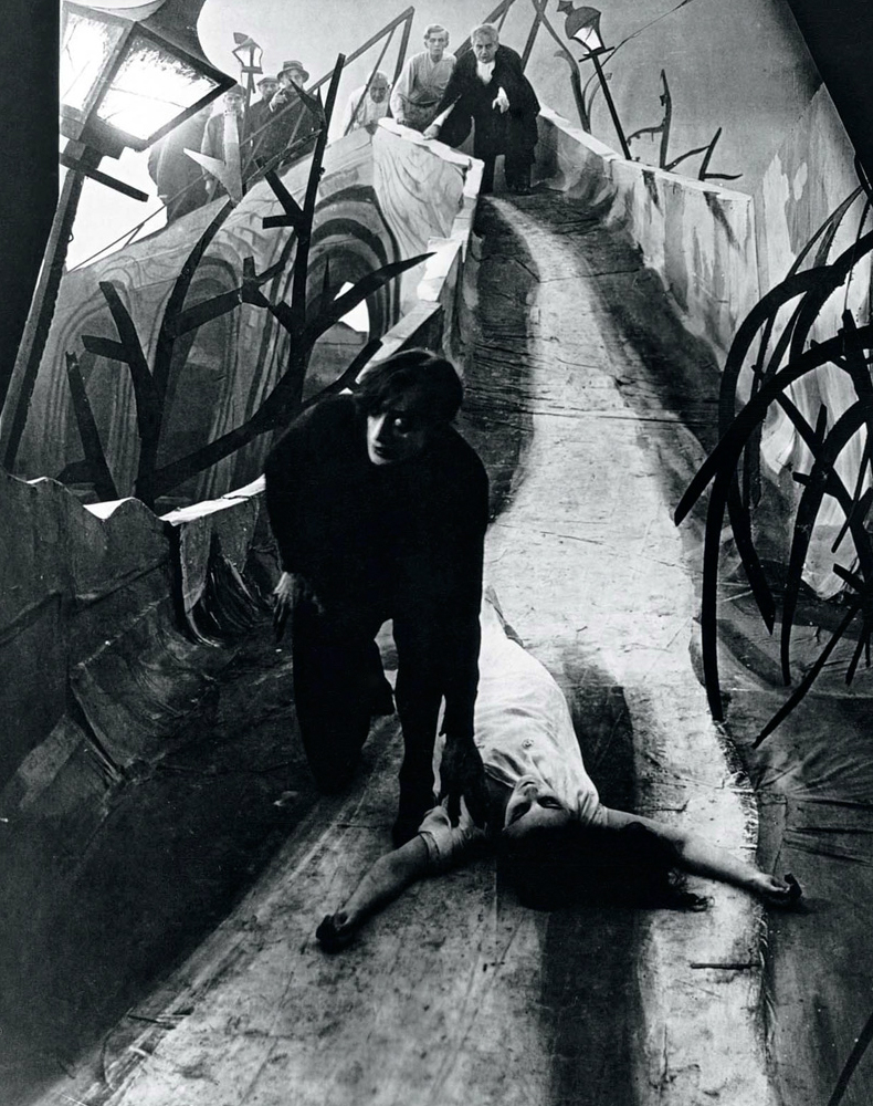 german expressionism the cabinet of dr From the cabinet of dr caligari to nosferatu, the trend for shadows, angst and  exaggerated sets in 1920s german cinema laid the foundations.