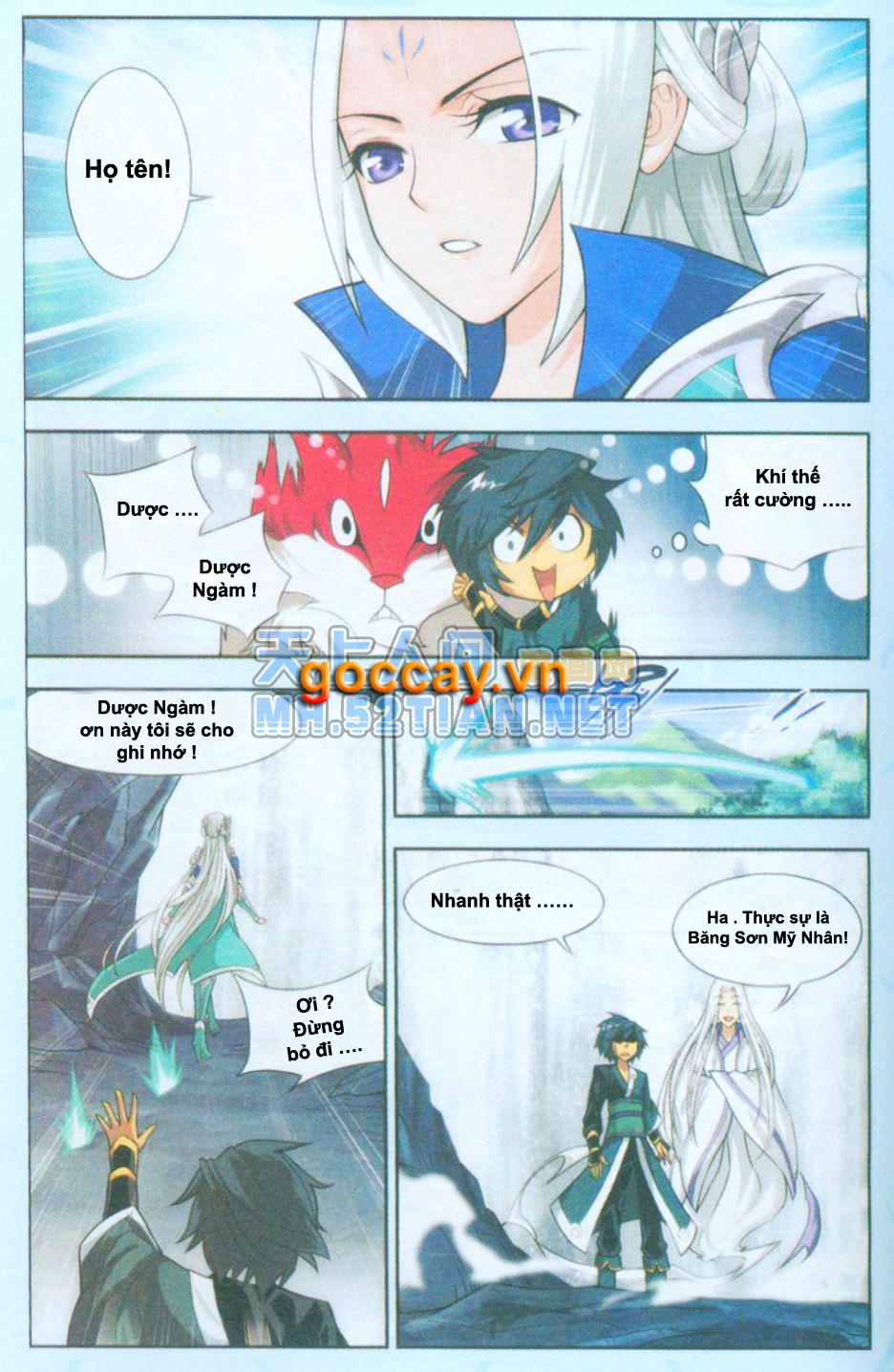 Đấu Phá Thương Khung chap 27 page 11 - IZTruyenTranh.com