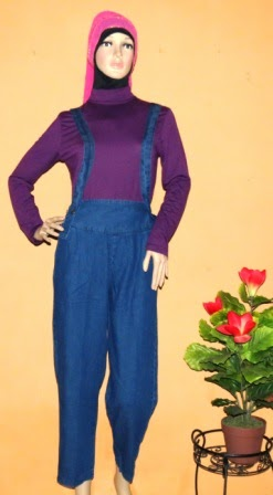 Celana Tali Bahan Jeans CKJ208