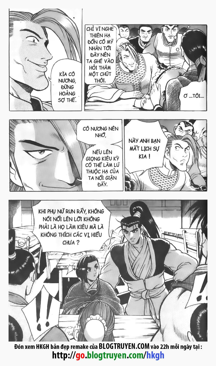 Hiệp Khách Giang Hồ chap 114 page 8 - IZTruyenTranh.com