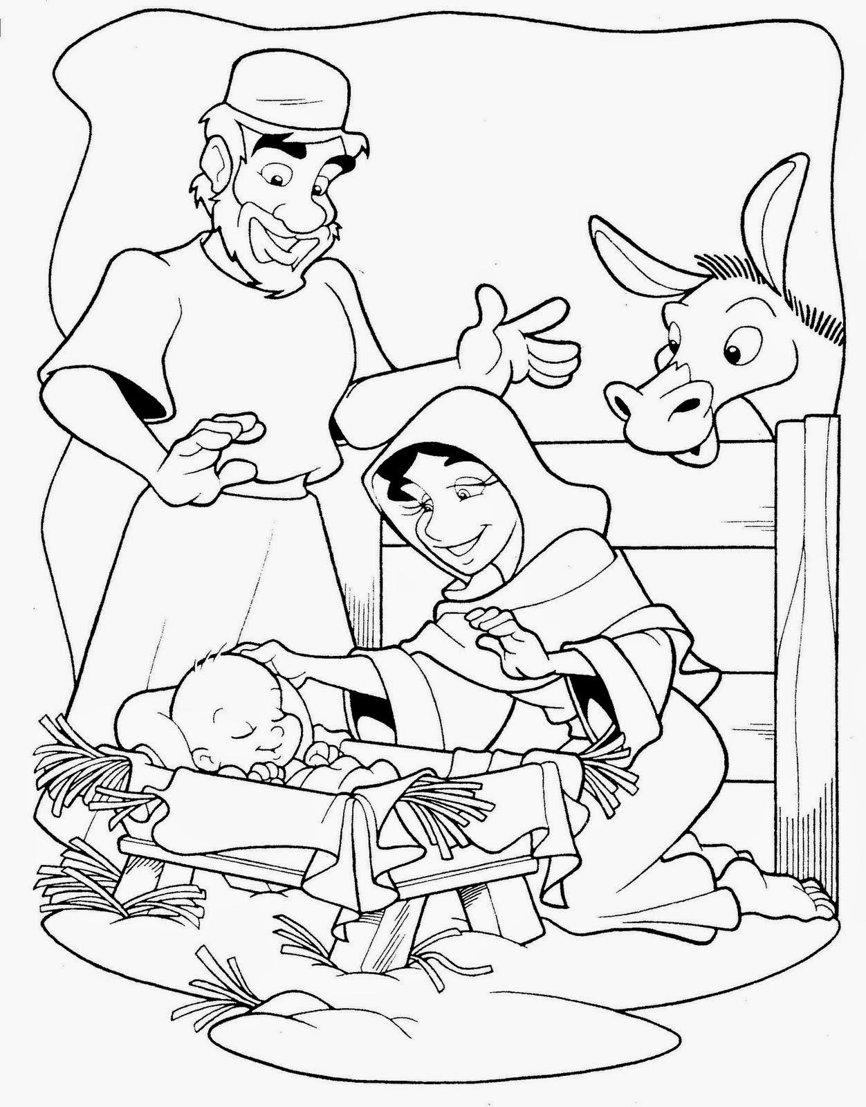Desenhos de Natal para imprimir e colorir `* ¸¸* `*espaço  - imagens p colorir de natal