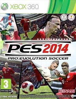 Pro Evolution Soccer 2014 (X-BOX360) DEMO Pes1