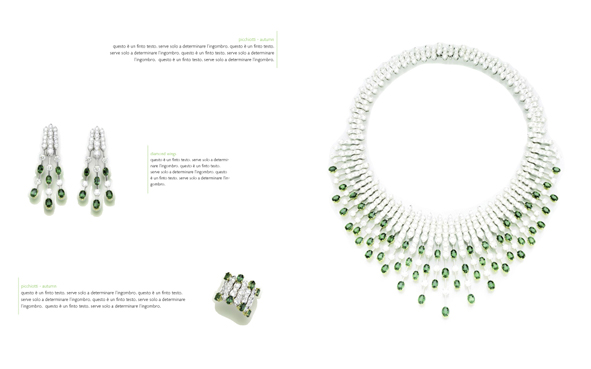 Picciotti jewels Season Catalogue