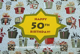 masahiro chatani 50th birthday pop up card