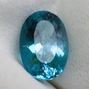Batu Permata Blue Topaz - SP944