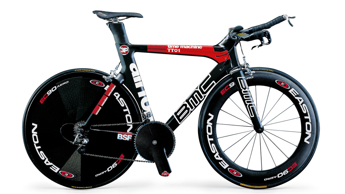 bmc time machine
