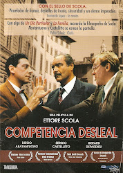 Competencia Desleal (Dir. Ettore Scola)