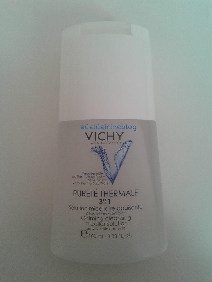 vichy misel su-vichy termal su icerikli misel solusyon-vichy purete thermale solution micellaire