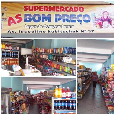 Supermercado AS Bom Preço