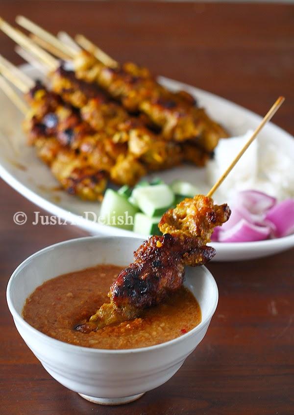 Satay Kajang 3 | Malaysian Recipes