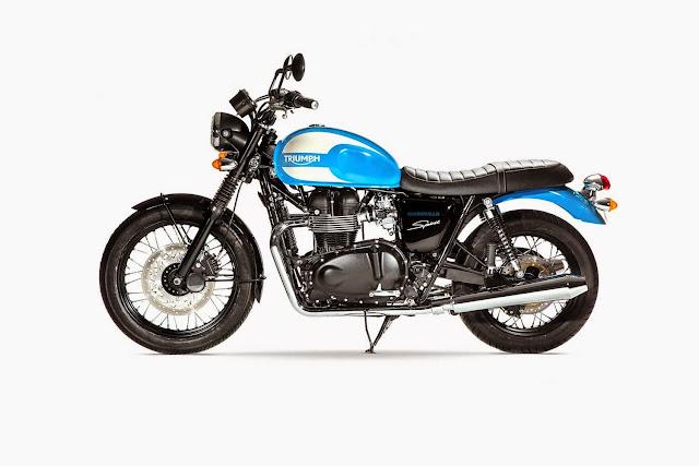Triumph Bonneville Special Edition