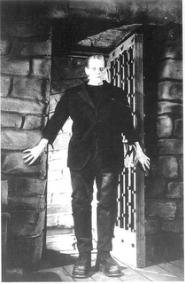 Frankenstein's Monster from the 1930's movie
