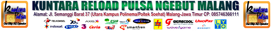 S2TELL RELOAD PULSA MURAH