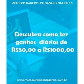 Ebook de Ganhos Rápidos