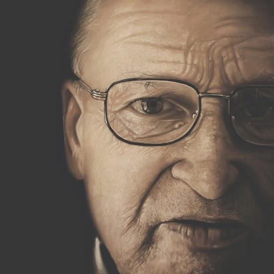 Oliver Jones pinturas hiper realistas retratos crítica social imagem e beleza