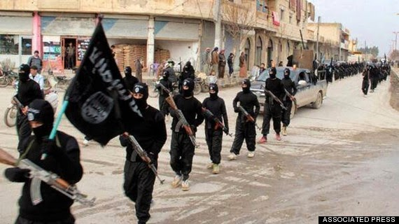 United States of America, Islamic state in Iraq and Syria, Syria, Iraq, Anti-IS coalition