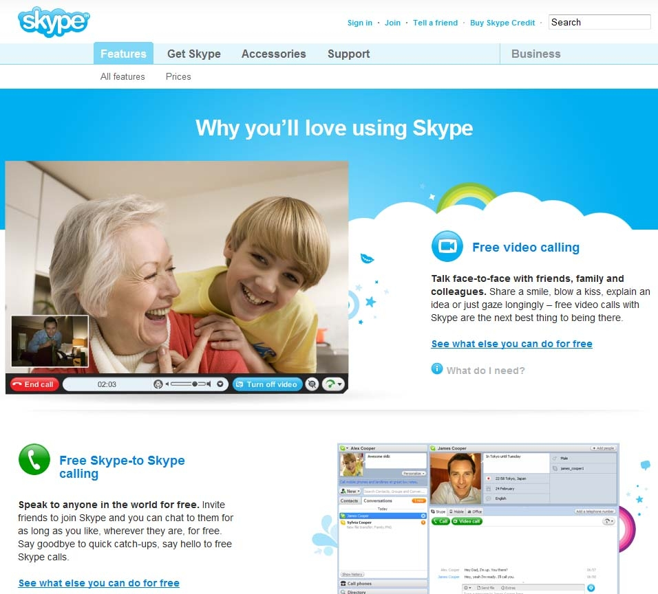 how to appear offline on skype to one person