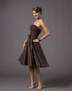 For A Bridesmaid Dress Style