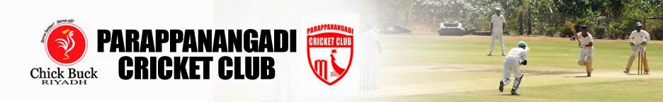 PARAPPANANGADI CRICKET CLUB