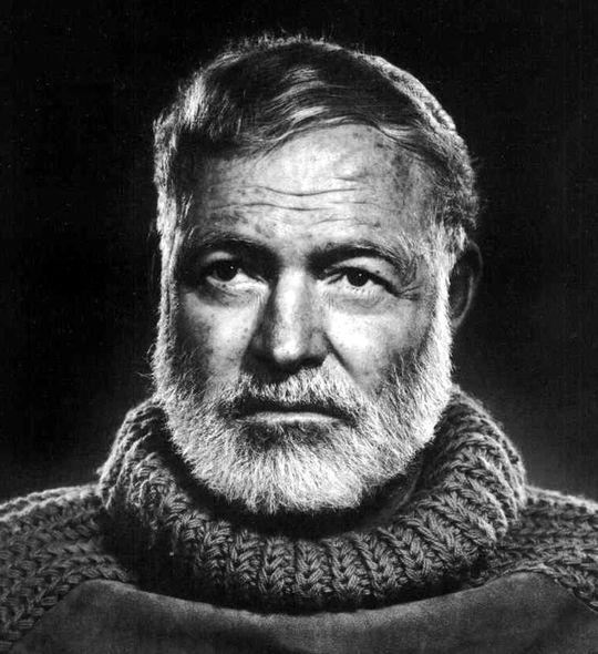 Hemingway Baby Shoes Story