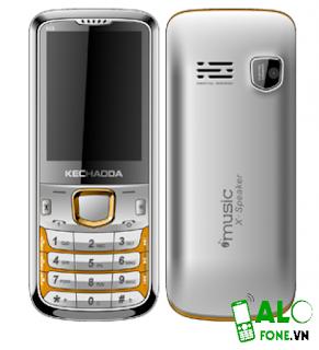 điện thoại 4 sim kechaoda k13