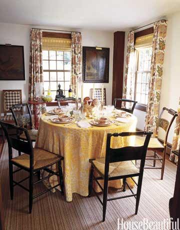 Feito de carinho cozinhas inspiradoras for Pictures of beautiful dining rooms