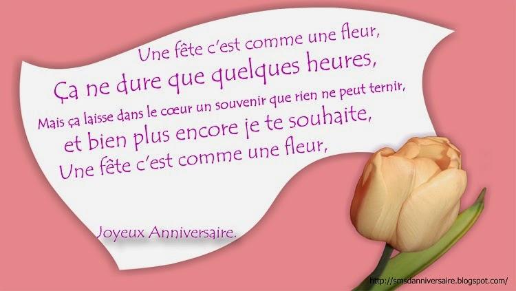 Message D Anniversaire Pour Une Amie Sandrine Belanger