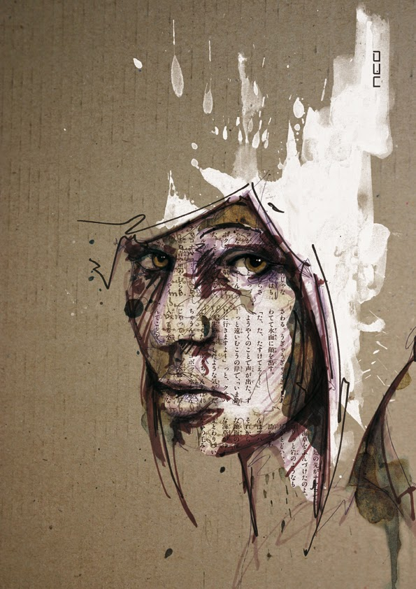 06-Candice-Florian-Nicolle-neo-Portrait-Paintings-focused-on-Expressions-www-designstack-co