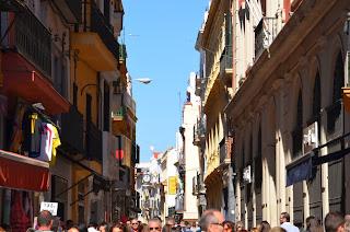 Calle Sierpes (Sevilla)
