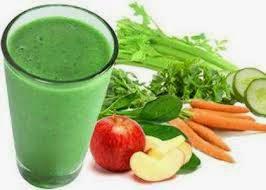 Jus Sayur