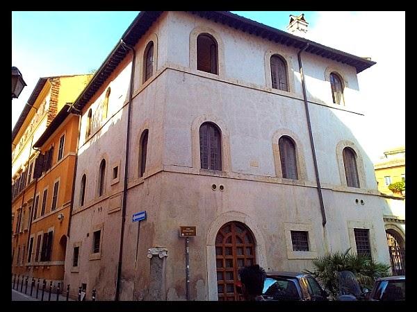 Casa di Fiammetta w Rzymie