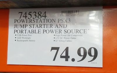 Deal for the Powerstation PSX3 at Costco